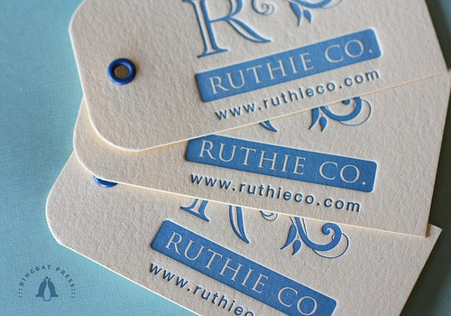 Ruthie Co. by Dingbat Press