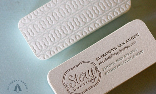 Business Card By Deuce Creative
