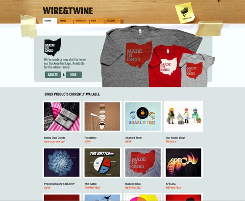 Shirt Design Websites | Website Design 30 Beautifully Designed T Shirt Sites Designrfix Com