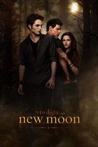The Twilight Saga – New Moon iPhone Wallpaper