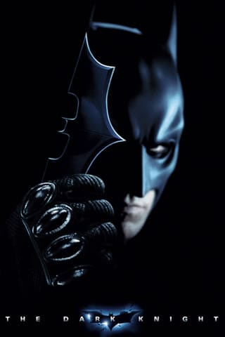 Bat Man – The Dark Knight iPhone Wallpaper
