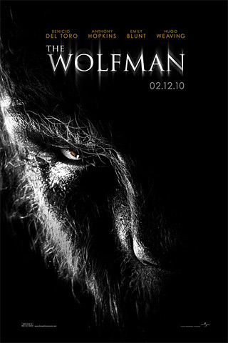 Wolfman iPhone Wallpaper