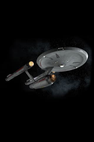 Star Trek iPhone Wallpaper