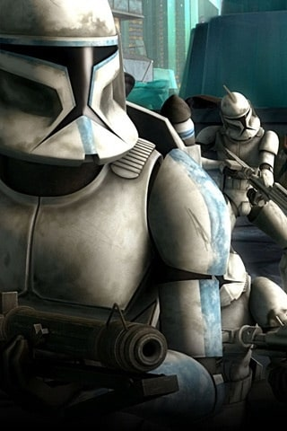 Storm Troopers iPhone Wallpaper