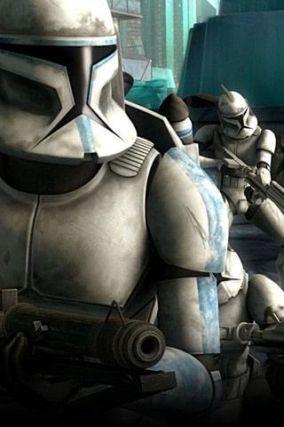 Storm Troopers iPhone Wallpaper