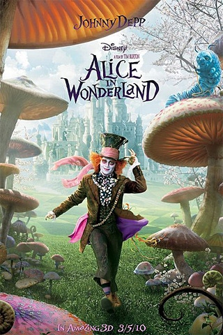 Alice In Wonderland iPhone Wallpaper