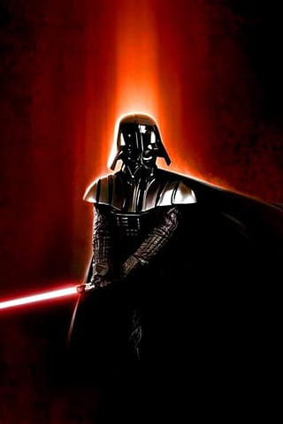 Darth Vader – Star Wars iPhone Wallpaper