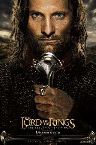 The Lord of the Rings iPhone Wallpaper