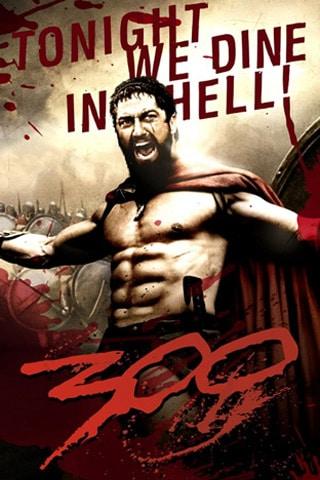 300 Movie iPhone Wallpaper