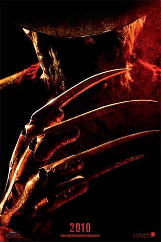Nightmare On Elm Street iPhone Wallpaper