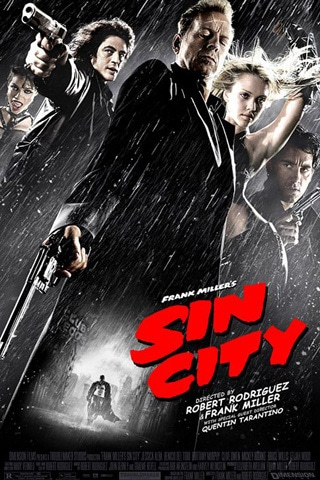 Sin City iPhone Wallpaper
