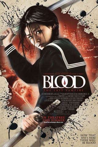 Blood The Last Vampire iPhone Wallpaper