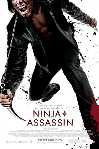 Ninja Assassin iPhone Wallpaper
