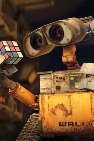 Wall E iPhone Wallpaper