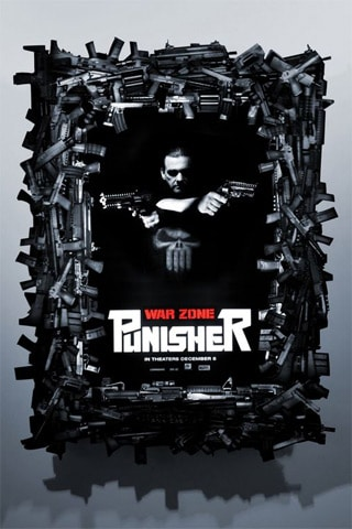 Punisher – War Zone iPhone Wallpaper