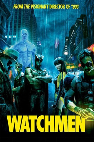 Watchmen iPhone Wallpaper