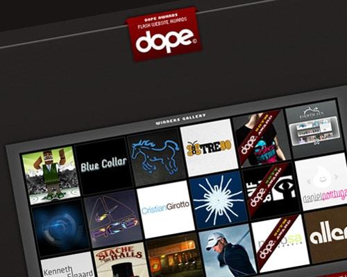 dopeawards.com