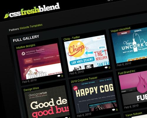 cssfreshblend.com