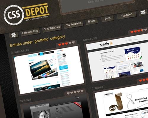 cssdepot.com