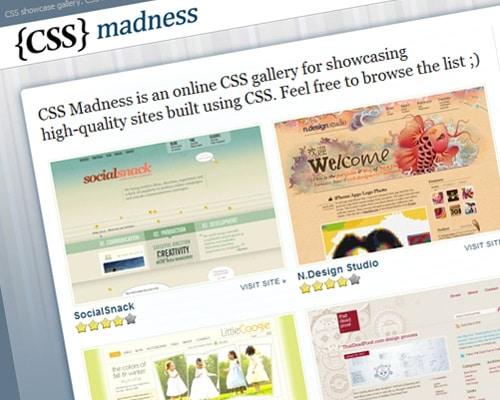 cssmadness.com