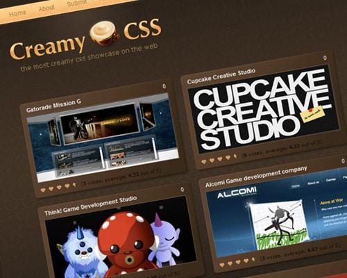 creamycss.com