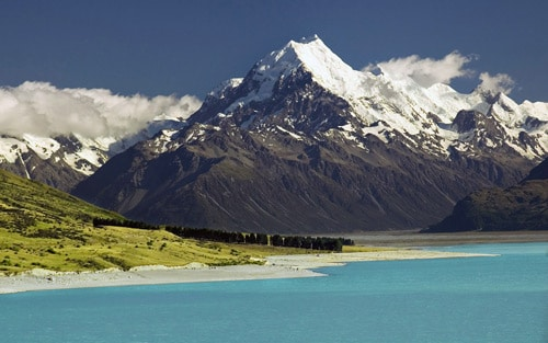 Mount Cook, New Zealand By SkyHigh