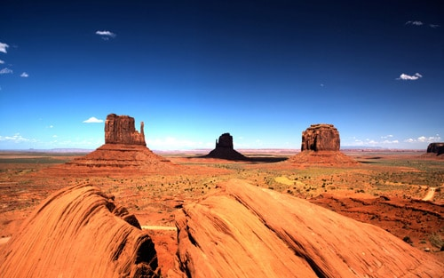 Monument Valley By Stross Arts
