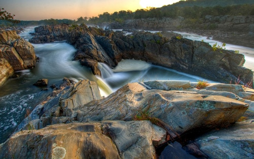 Great Falls, Virginia located just outside Washington D.C By SinaiB