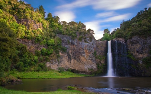 Hunua Falls By Chris Gin