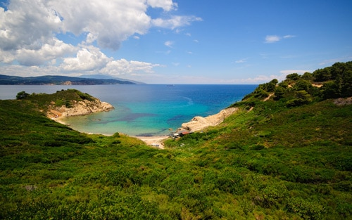 Skaithos, Greece. Turquoise Embruoise By lucasmpinelli