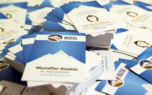 Buzul Business Card