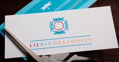 LilBlu Dragonfly