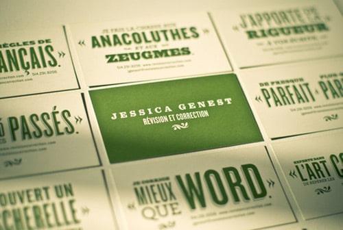 Jessica Genest Identity
