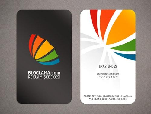 Bloglama Identity