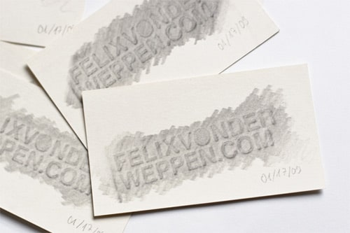 Fast Easy Business Cards