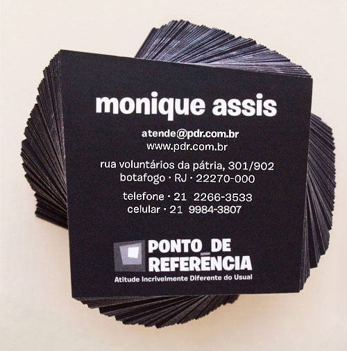 Brazilian Business Cards