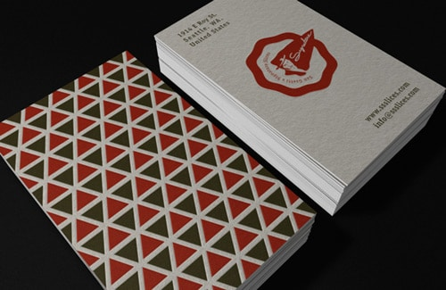 San Gretti´s Signature Slices Visual Identity
