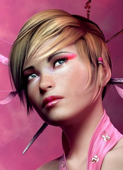 Pink Sugar by Olivier Ponsonnet