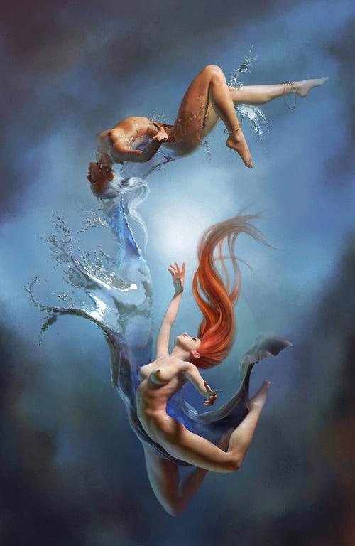 Dream..., Alexey Kashpersky (3D)