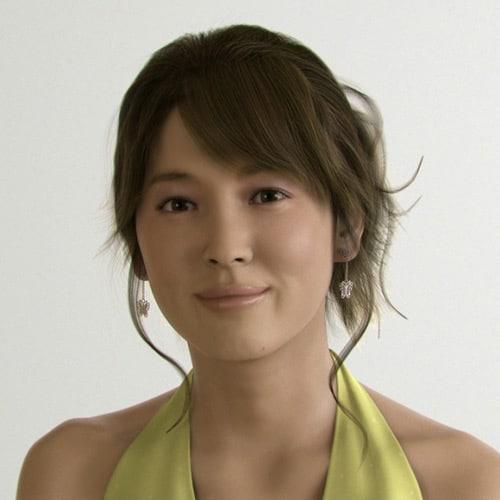 Song Hye Kyo by Max Wahyudi