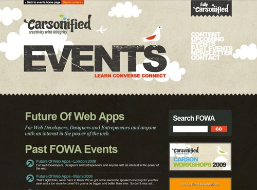 events.carsonified.com
