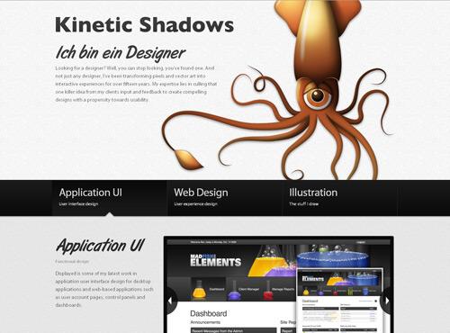kineticshadows.com