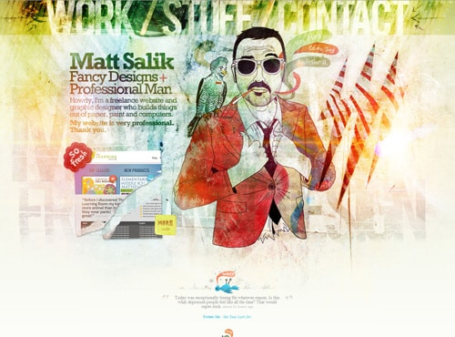 mattsalik.com