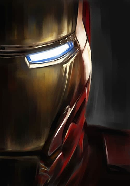 Ironman by mMark