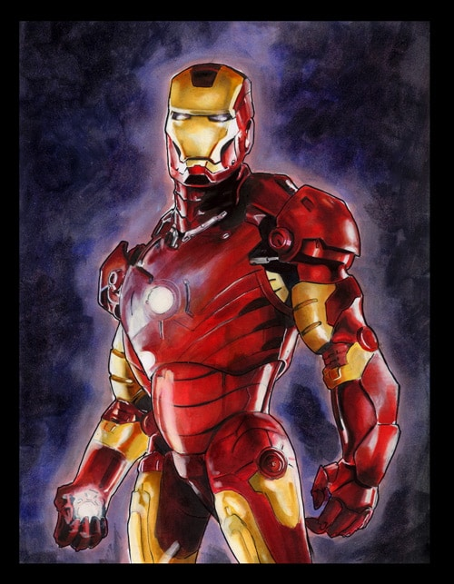ironman by EatToast