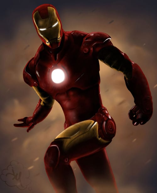 Ironman by jdotjam
