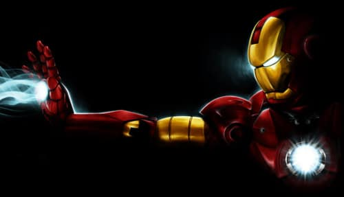 IRONMAN by lonewolf22056