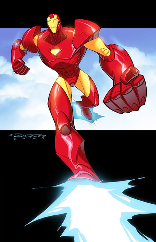 Ironman by KidKalig