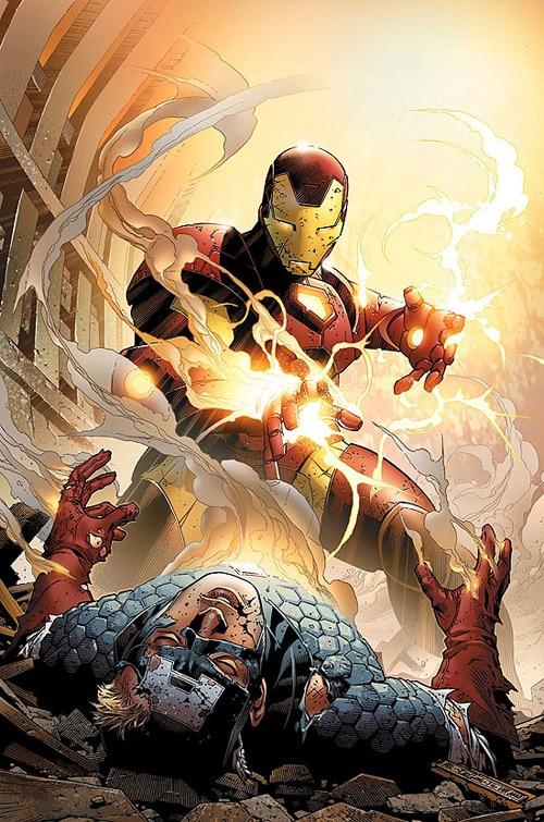 Ironman Cap-killer by K4O5