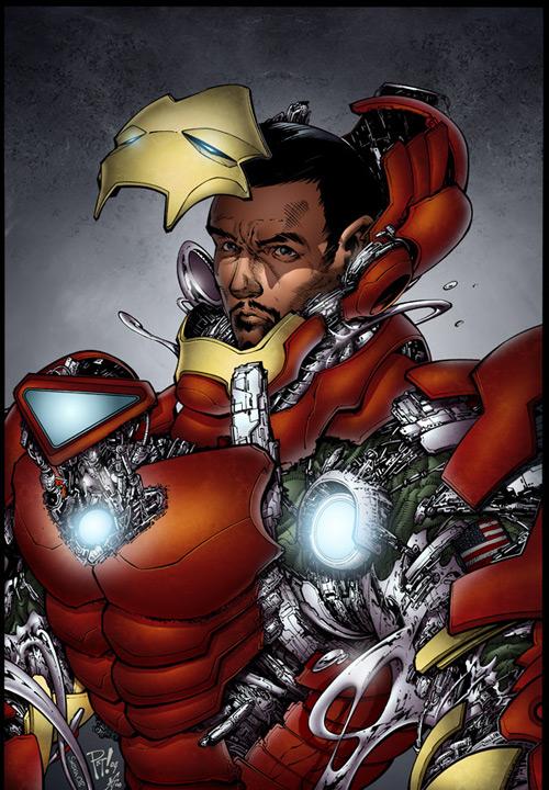 Ironman, Sean Ellery (2D)
